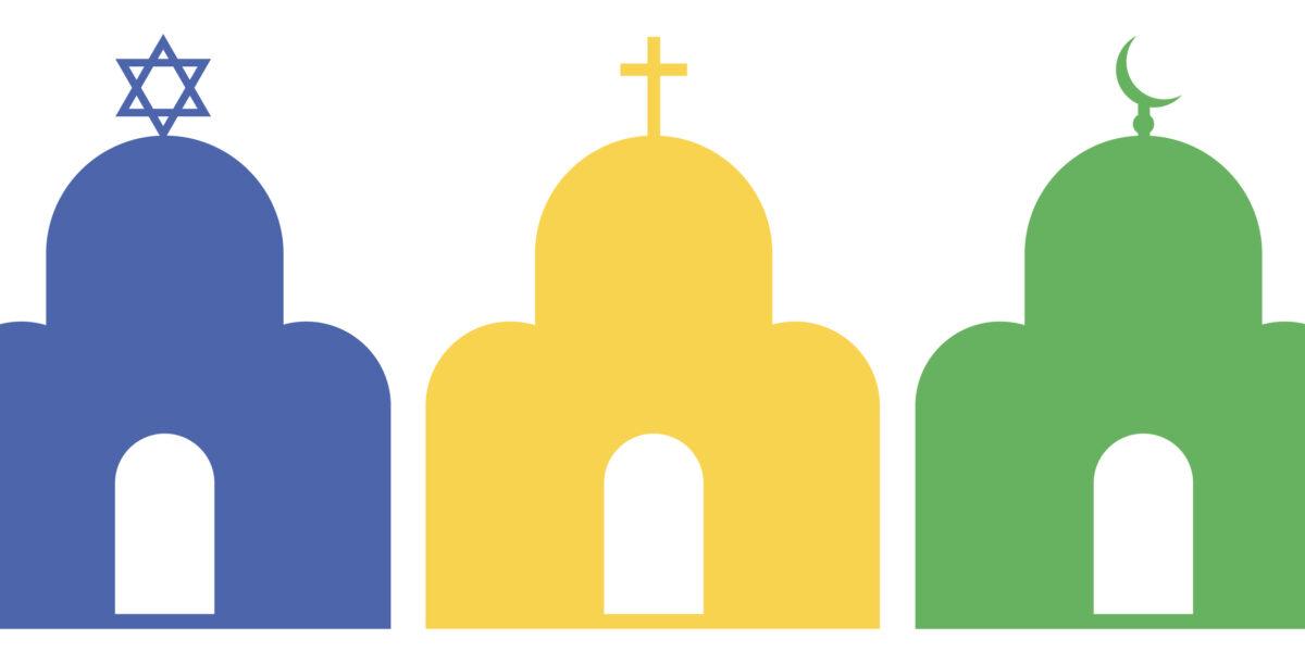 La coabitazione nel Mediterraneo tra cristiani, musulmani ed ebrei