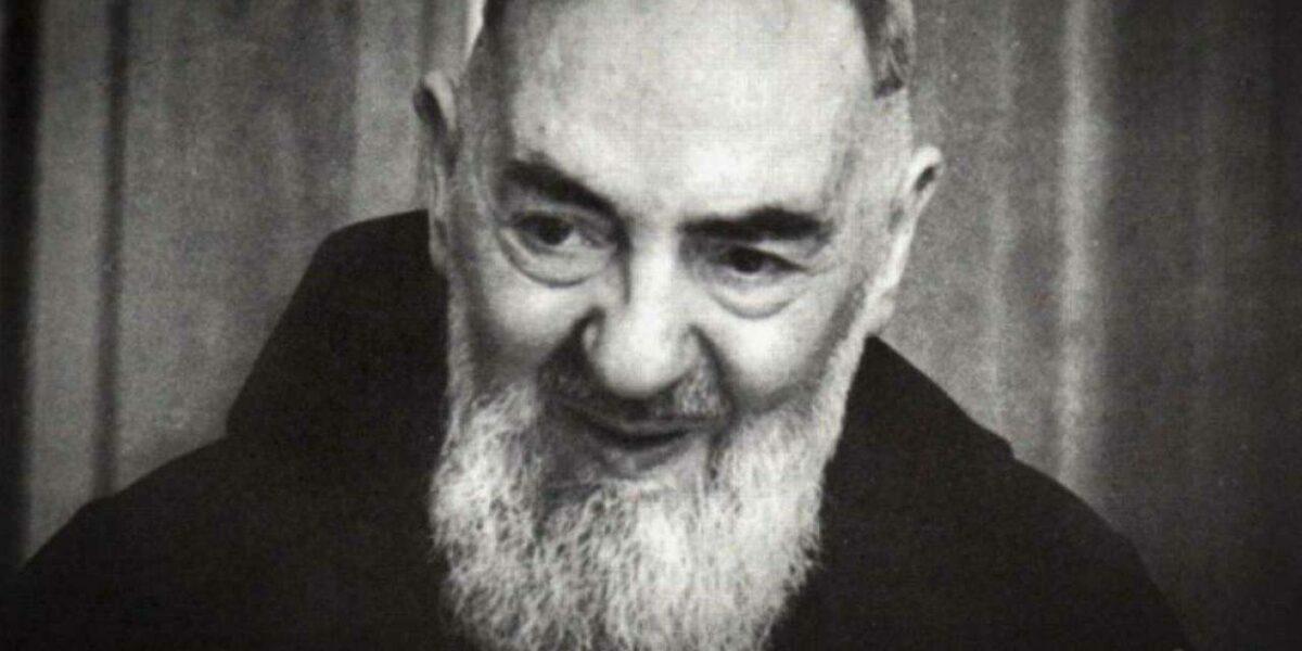 La canonizzazione di padre Pio da Pietrelcina