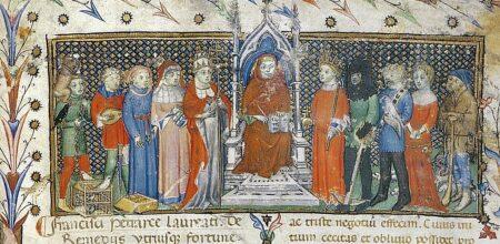 In Quaresima con Francesco Petrarca