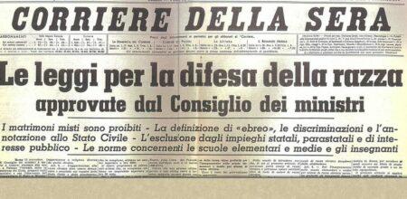IL «MANIFESTO DELLA RAZZA» DEL 1938 E I CATTOLICI
