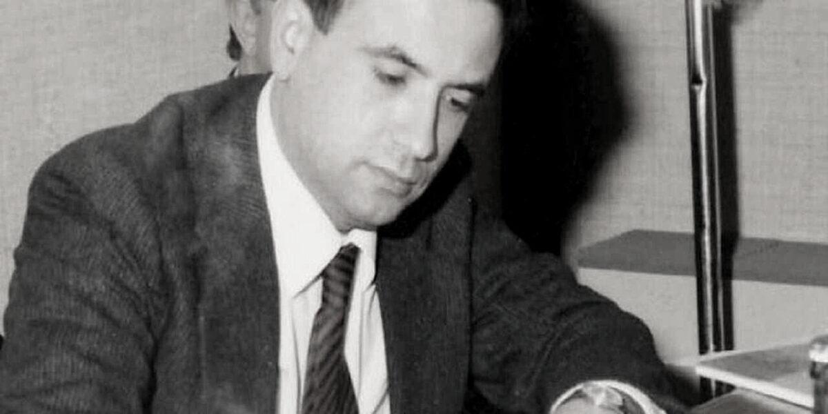 Il magistrato Rosario Livatino
