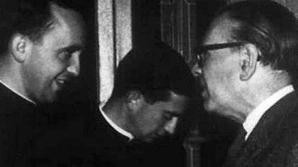 J. M. Bergoglio, il «maestrillo» creativo