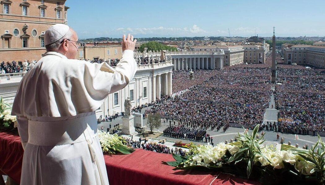 La Pasqua di papa Francesco