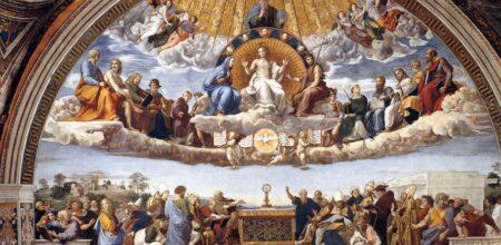 Raffaello: l'antitesi di Lutero?