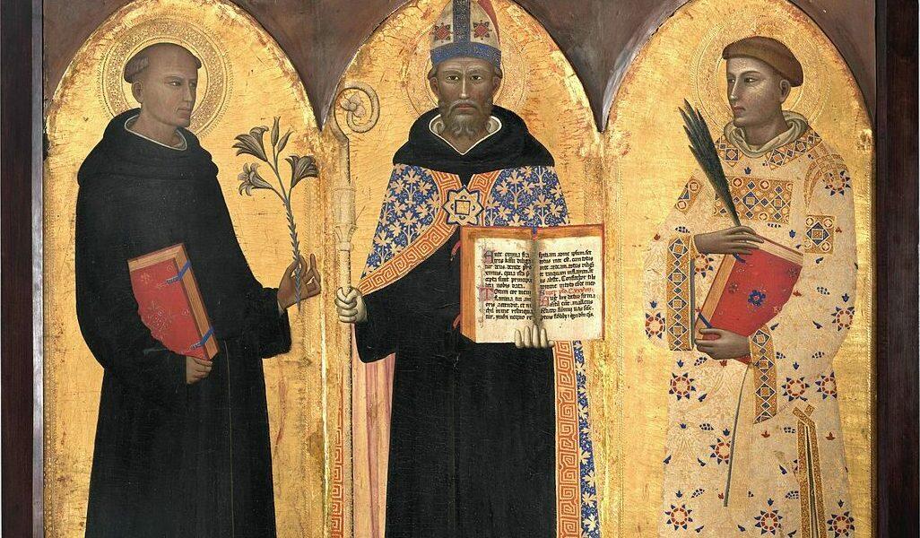 Sant'Agostino a proposito della tradizione e dello sviluppo del dogma