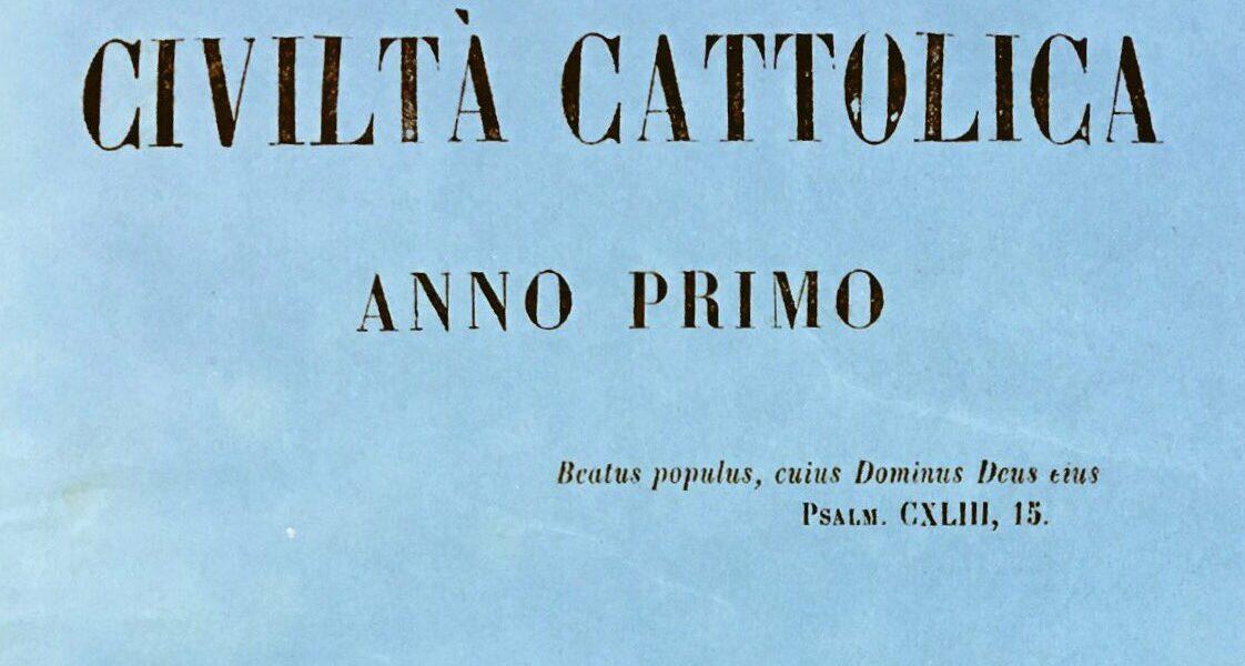 La fondazione de «La Civiltà Cattolica»