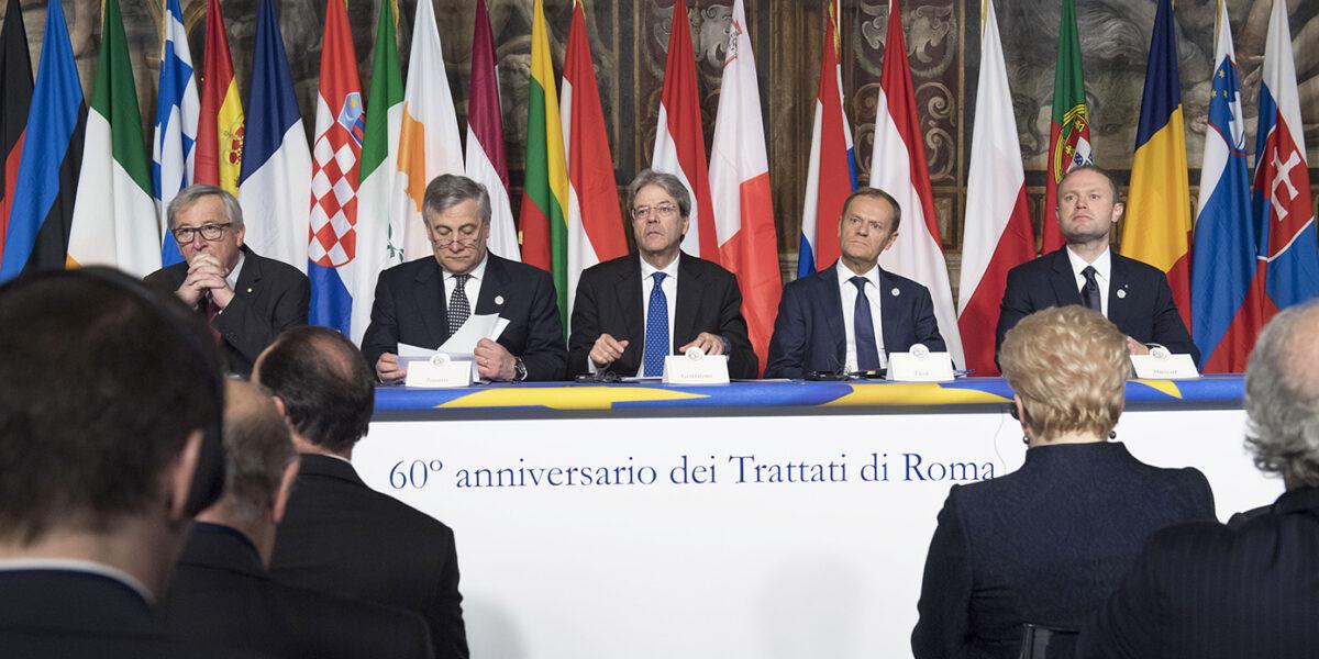 «L'Europa merita di essere costruita»
