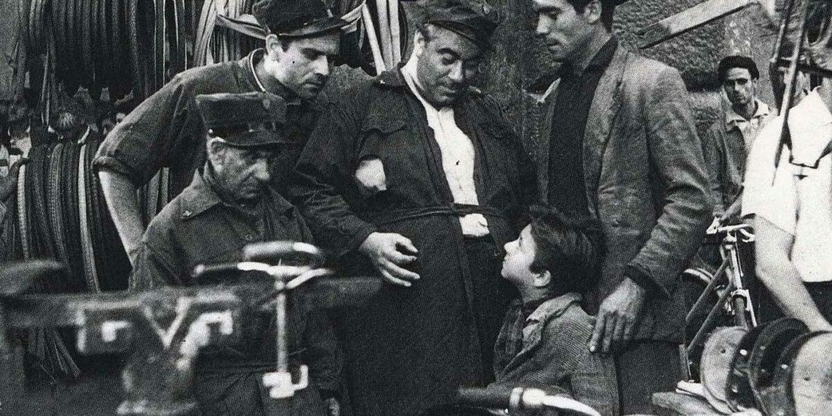 Dietro le quinte del cinema italiano del dopoguerra
