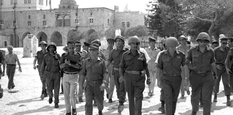 A cinquant'anni dalla Guerra dei sei giorni