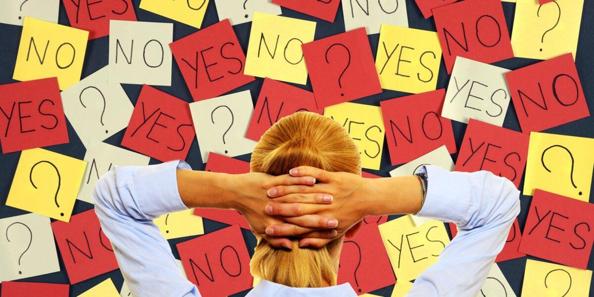 Il dubbio: insidia o opportunità?