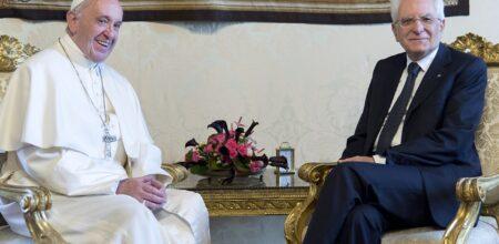 La visita del Papa al Presidente della Repubblica