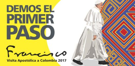 La Colombia alla vigilia della visita di papa Francesco