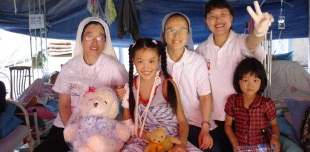Lo sviluppo e il contributo delle Ong religiose in Cina