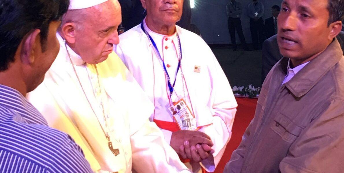 Diplomazia e profezia. Papa Francesco in Myanmar e in Bangladesh