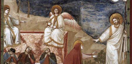 Toccare Gesù: arte e assenza