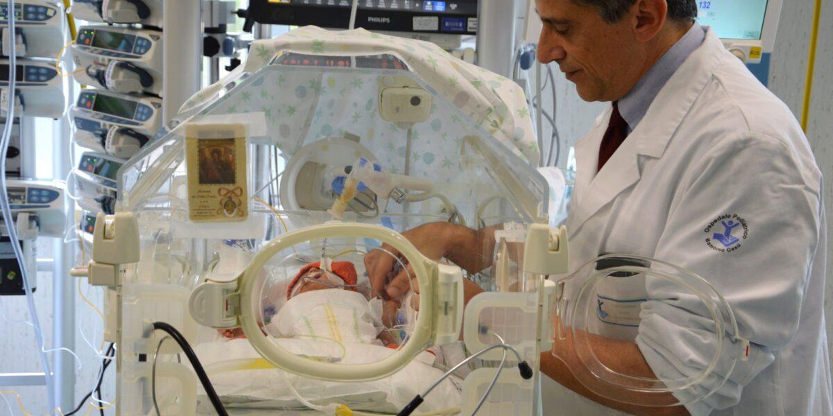 L'ospedale pediatrico «Bambino Gesù»