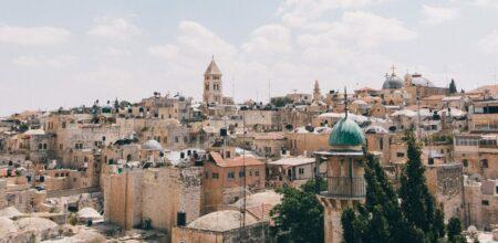 Gerusalemme e la Chiesa cattolica
