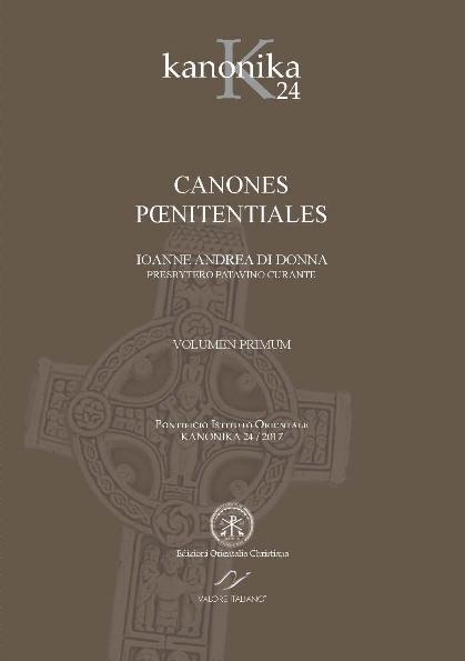 Canones Pœnitentiales