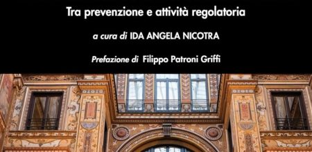 L'Autorità Nazionale Anticorruzione: tra prevenzione e attività regolatoria