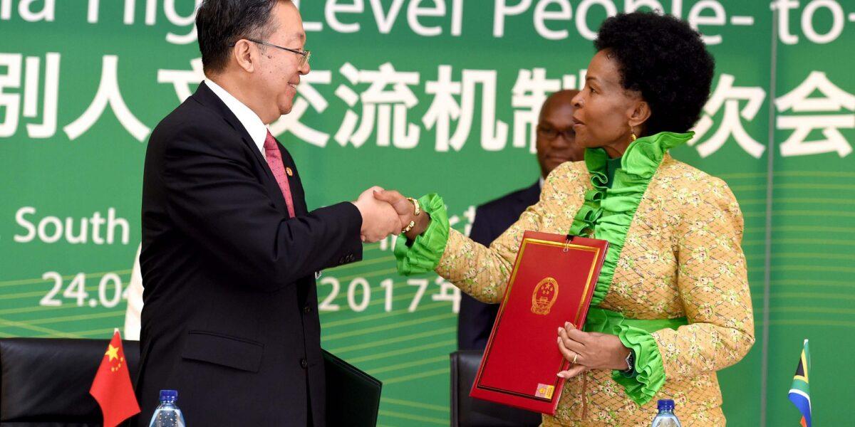 La presenza cinese in Africa