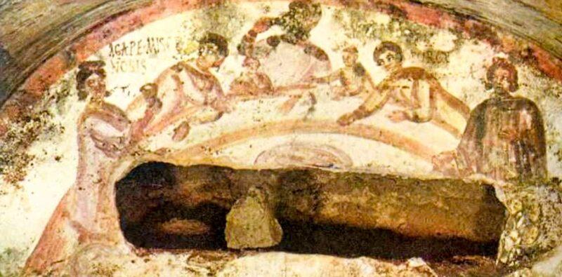 Diversità e comunione tra i primi cristiani