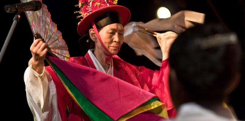 Lo sciamanesimo in Corea