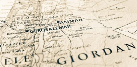 La Giordania e Gerusalemme