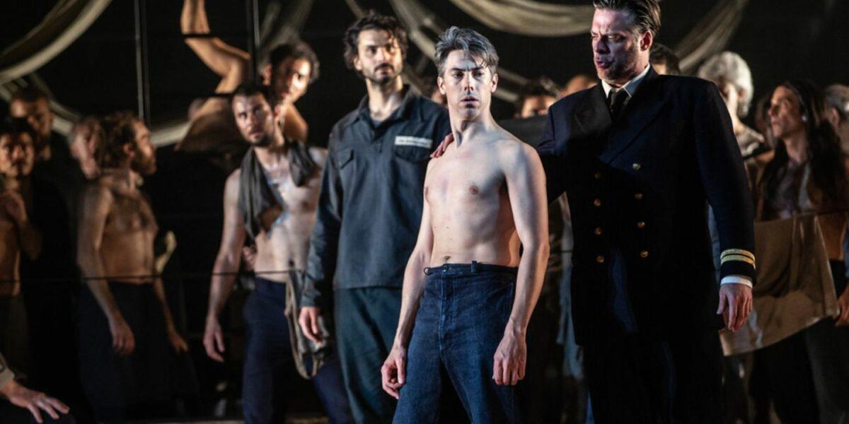 «Billy Budd» di Benjamin Britten al Teatro dell'Opera
