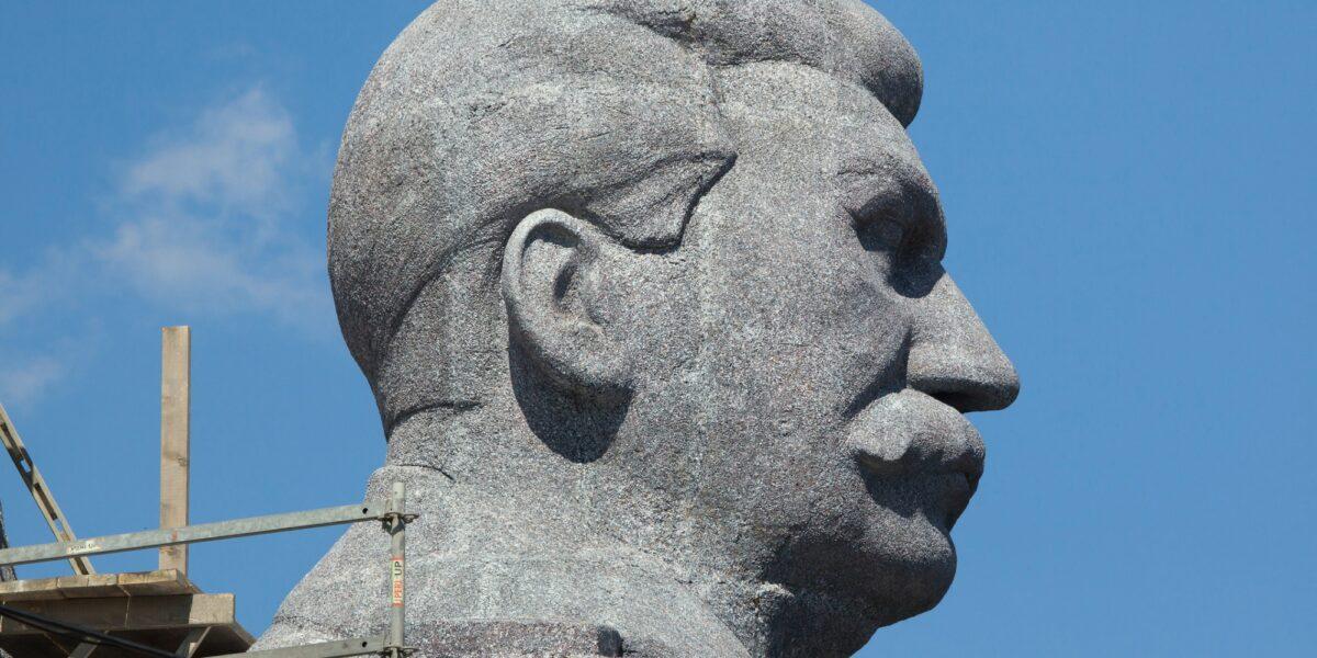 Stalin è ancora vivo in Russia?