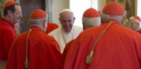 I nuovi cardinali per la chiesa