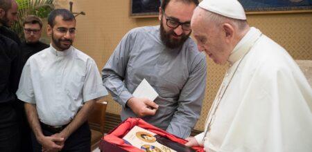 "Papa Francesco ai partecipanti del corso ""EuropeanJesuitsin formation"""