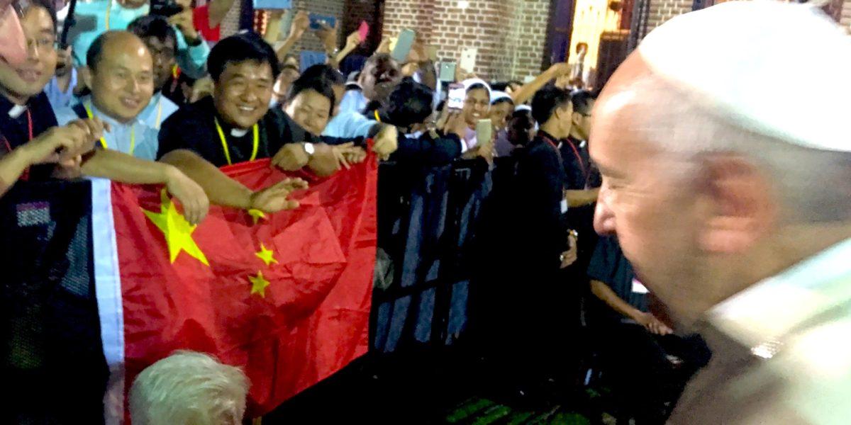 L'accordo tra Cina e Santa Sede