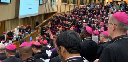 La sinodalità nella vita e nella missione della Chiesa