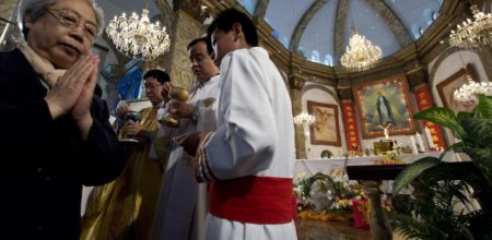 Il cattolicesimo urbano in Cina