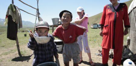 Il cristianesimo nell'Asia centrale