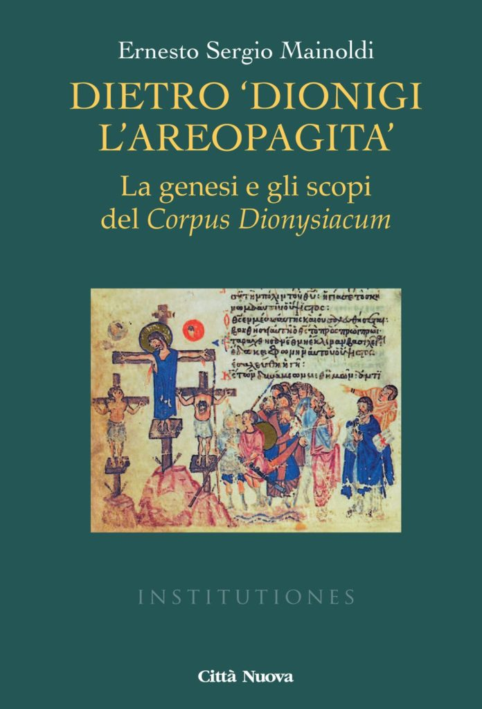 Dietro «Dionigi l'Areopagita»