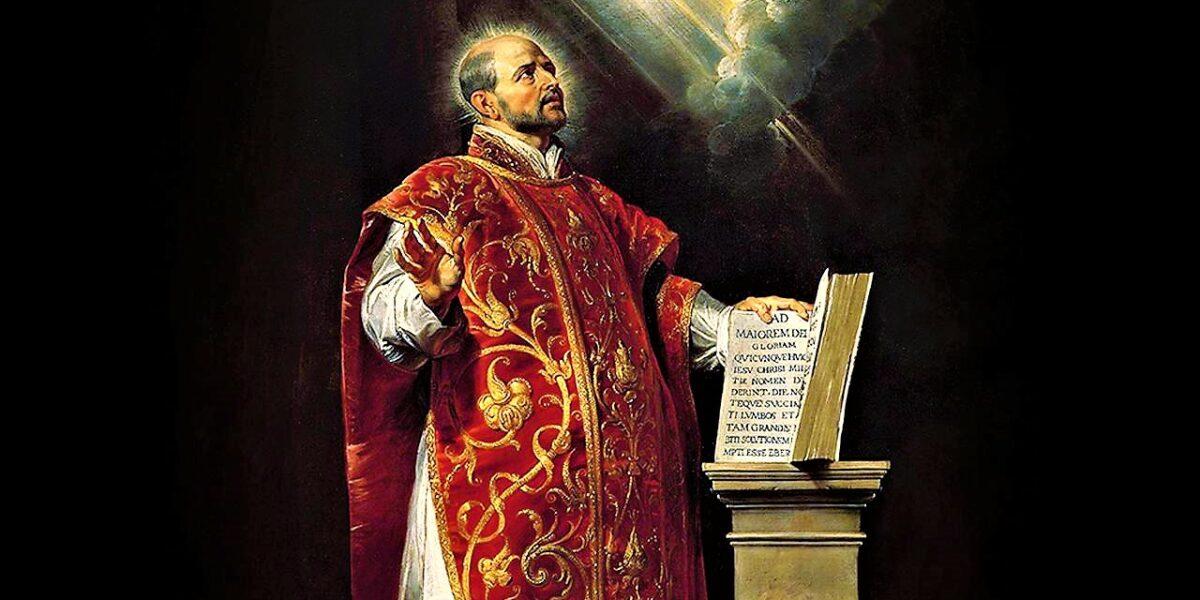 La via di Ignazio di Loyola