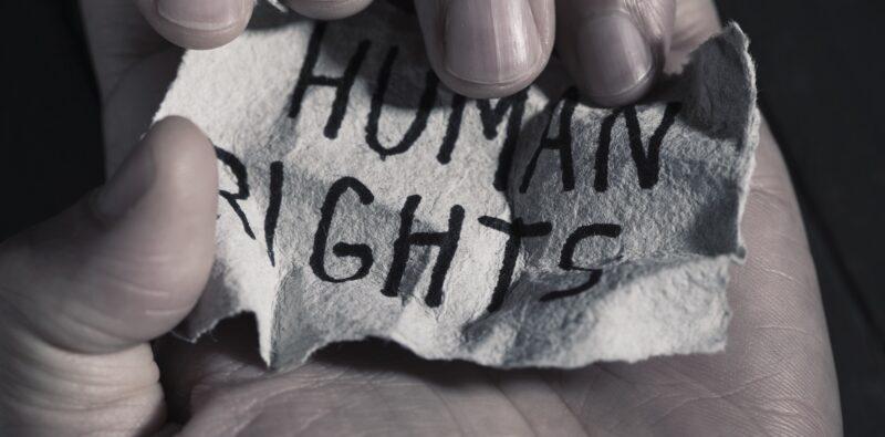 L'eclissi dei diritti umani