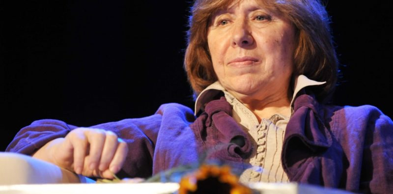 Svetlana Aleksievič alla ricerca dell'umanità