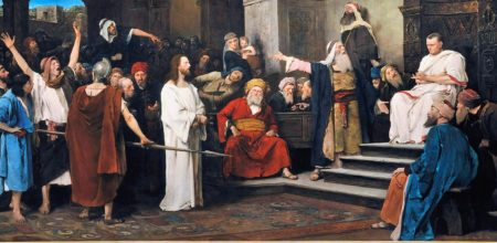 La morte del Messia. Dal Getsemani al Sepolcro
