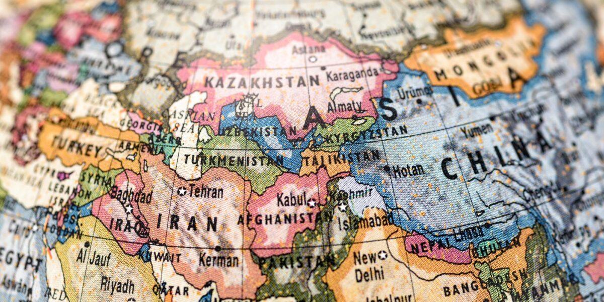 La nuova via della seta nell'Asia centrale
