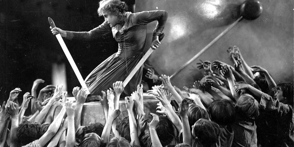 «Metropolis» (1927) di Fritz Lang