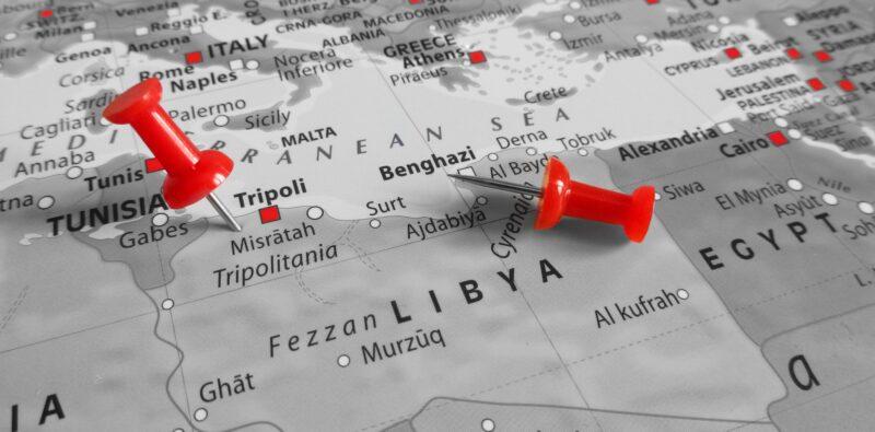 L'attacco del generale Haftar a Tripoli