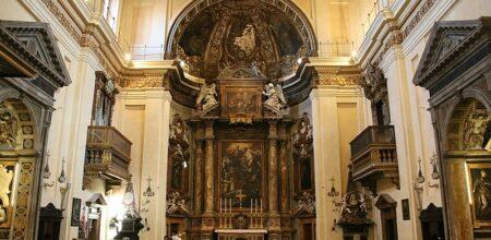 La chiesa di San Vigilio a Siena.Storia e arte