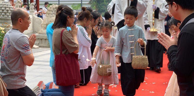 La Chiesa in Cina