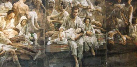 «Exodus»: l'epopea dei migranti nella pittura di Safet Zec