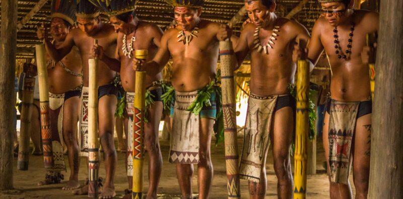 Spiritualità indigena dell'Amazzonia e cura della «Casa comune»