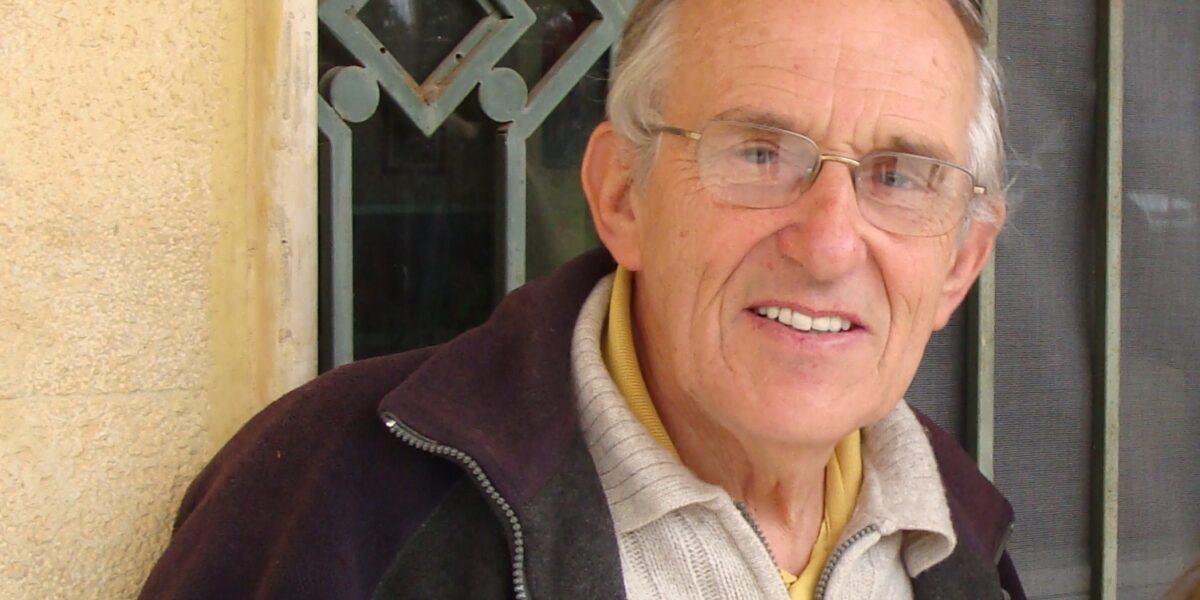 Frans van der Lugt, costruttore di ponti e martire