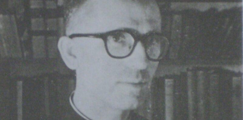 Ismael Quiles e l'«in-sistenza»