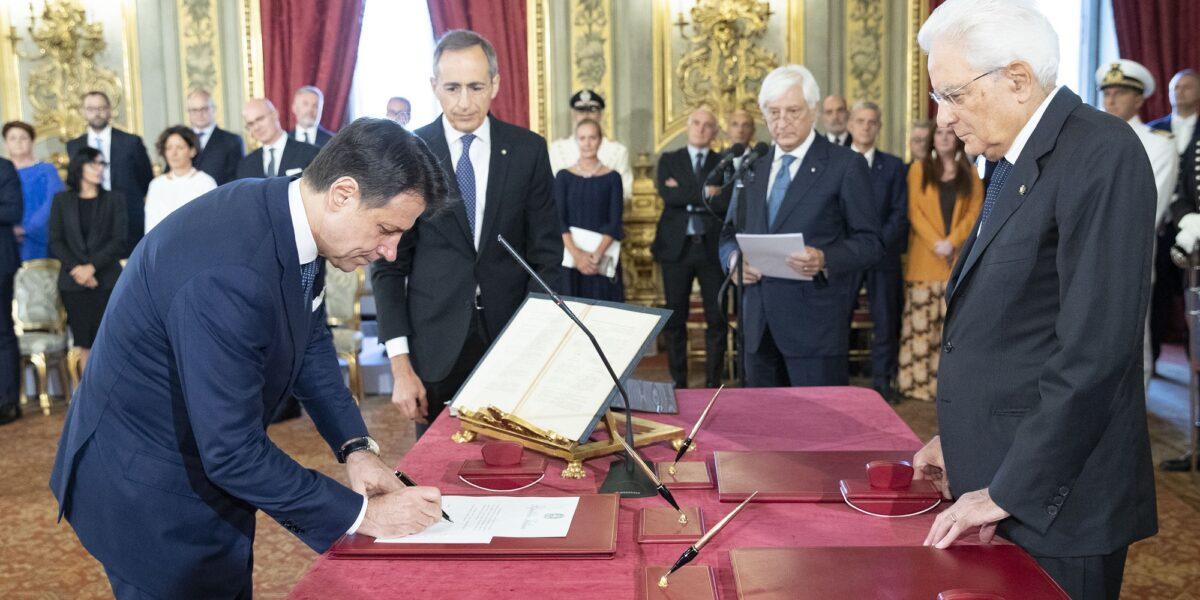 Il secondo governo Conte e l'alleanza M5S-Pd
